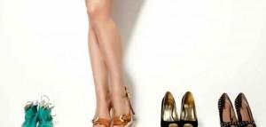 chaussures pour femmes rondes